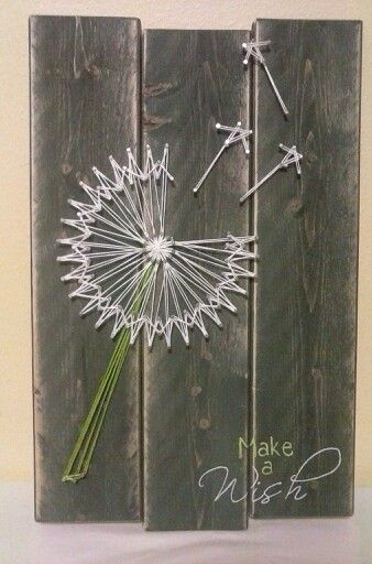 Creative String Art Canvases 4