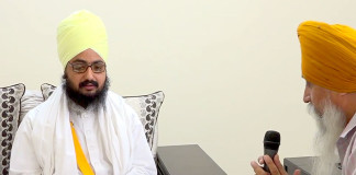 Bhai Ranjit Singh Interview 27 May 2015
