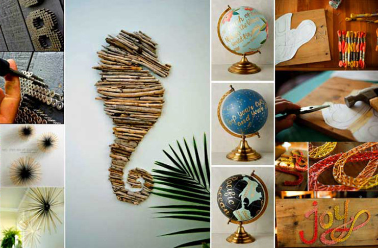 Amazing DIY Creative Décor Hacks That Will Blow Your Mind