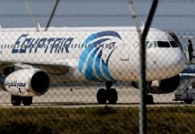 Missing EgyptAir Flight MS804 from Paris to Egypt