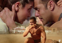Salman Khan as Sultan Ali Khan possesses the akhada