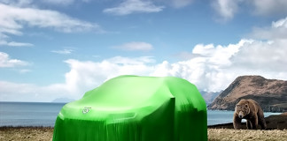Skoda's Big SUV to be Called Kodiaq