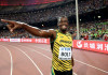 Usain Bolt is Undergoing Treatment