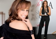 Donna Karan reminded us she's a Girl Boss at the Fashion Awards